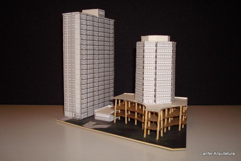 Fazendo Maquetes de Arquitetura